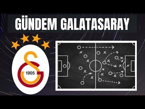 Galatasaray Gündemi   Transfer Gelişmesi Patrick Berg   Galatasaray - Konyaspor Taktik Analiz  