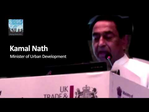 Kamal Nath, Minister of Urban Development