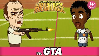 Monsters of Kreisklasse: GTA vs. Borussia Hodenhagen