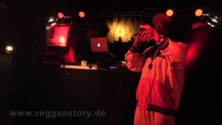 Horace Andy - 6/13 - Natty Dread A Weh She Want - 10.04.2014 - Yaam Berlin
