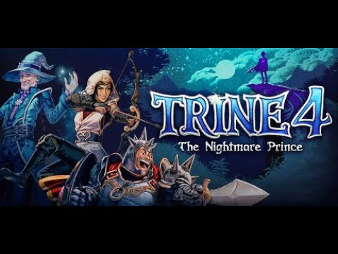 Trine 4 gameplay (minus some annoying doofus shouting over it) |