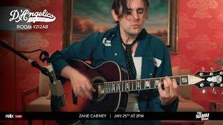 Zane Carney :: D'Angelico Guitar :: NAMM Show :: 1/25/19 | 2PM PT