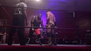 PCW: Shane Marx vs Jeremiah