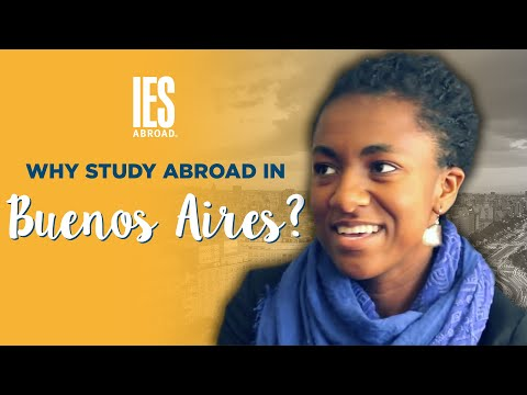 BUENOS AIRES | Study Abroad | Why study abroad in Buenos Aires?