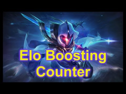 How to beat Master Yi Boosting