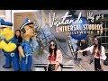 ¡VISITANDO UNIVERSAL STUDIOS HOLLYWOOD! Vlog #4 - Paulettee
