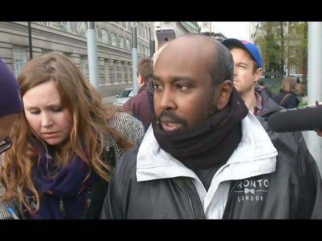 Eyewitness recalls attack at Westminster bridge