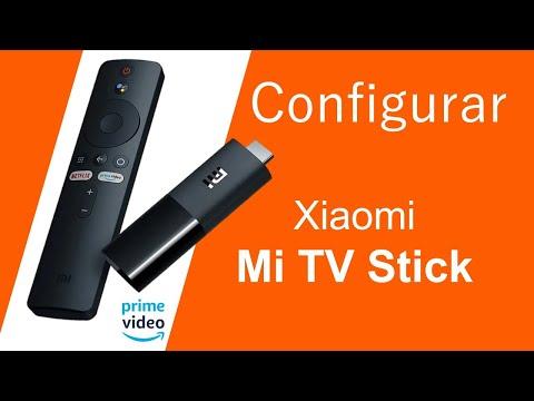 Configurar Xiaomi Mi Tv Stick