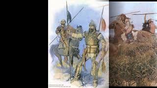 № 4 Історія України 7 клас. Урок 4 Князь Святослав і його походи. Відеоурок