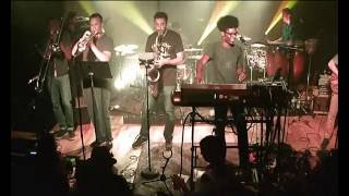 The Fritz w/ Booty Band Horns @ Asheville Music Hall 7-8-2016