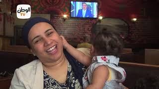 مصري متزوج مغربية يشاهدان لقاء الأسود والبرتغال: المغاربة فخورون بمنتخبهم رغم الهزيمة