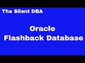 Oracle Flashback Database