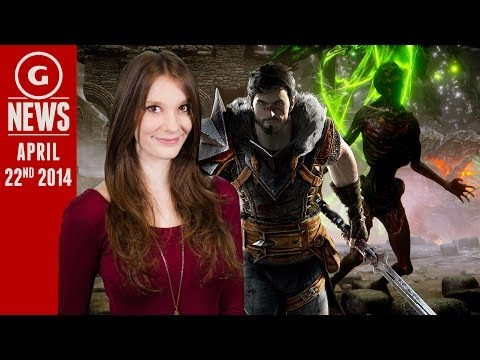 Dragon Age: Inquisition Release Date + Uncharted 4 At E3?! - GS Daily News