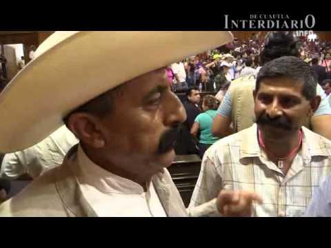 Reta Jorge Zapata a su pariente a definir identidades