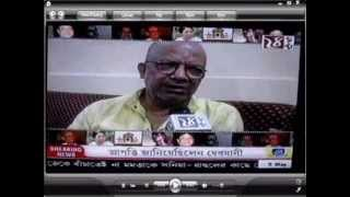 KabirSuman speaks Out on 24 Ghonta News Channel (5th May 2013) Part-3 (Last Part)