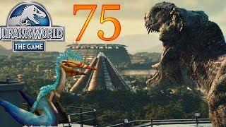 75 уровень парка Аэротитан Jurassic World The Game прохождение на русском 248