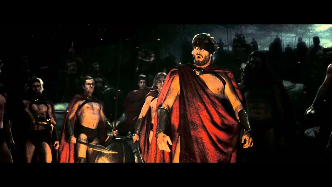 300 спартанцев - Трейлер