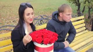 видео Где купить цветы в шляпных коробках