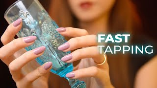 ASMR Fast Tapping for The Most Tingles (No Talking)