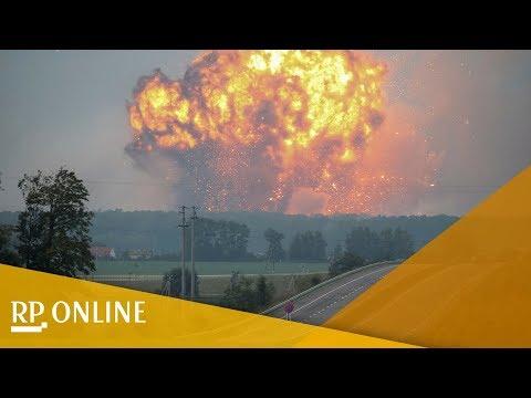 Ukraine: Feuer wütet
