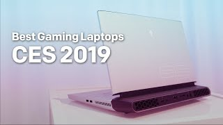 Best Gaming Laptops of CES 2019