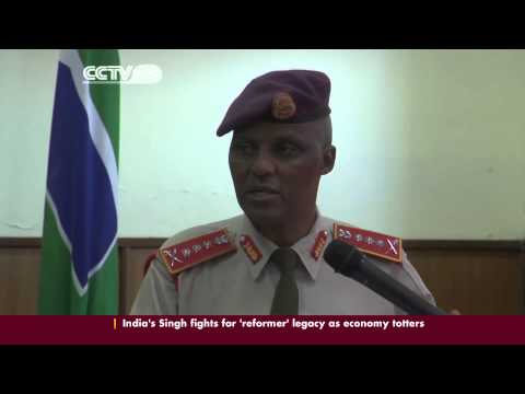 Hundreds of SA soldiers join UN Intervention Brigade