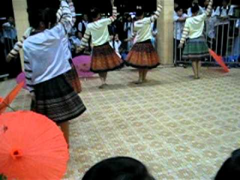 Hoa ban vao lop (vong ban ket) - 10A21 - Truong Nguyen Cong Tru