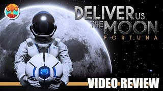 Review: Deliver Us the Moon - Fortuna (Steam) - Defunct Games