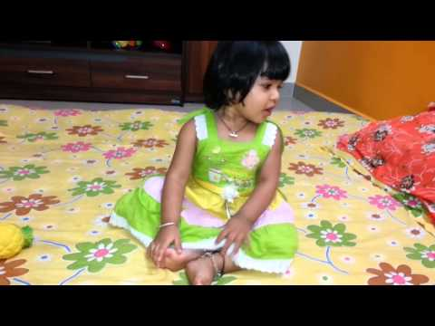My Little princes dancing.. (moyna chalak chalak chole re)