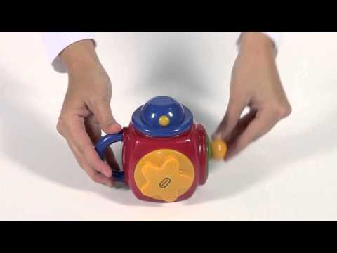 Tolo Toys Musical Jack-in-the-Box Demo