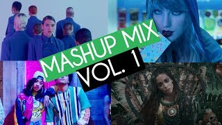 Best Pop Mashup Mix Vol. 1 (2018)
