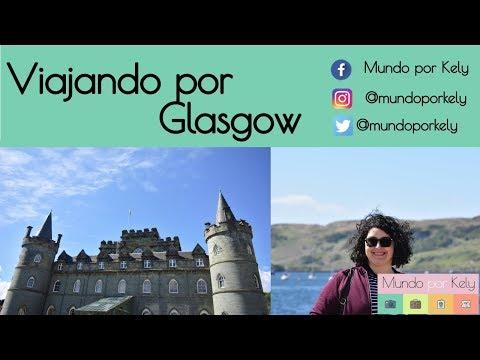 Passeando por Glasgow - Castelo Mal Assombrado e Pubs :)|Mundo Por Kely