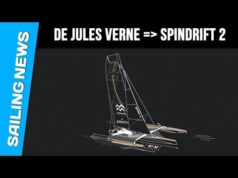 Vidéo Spindrift 2 : Trophée Jules Vernes