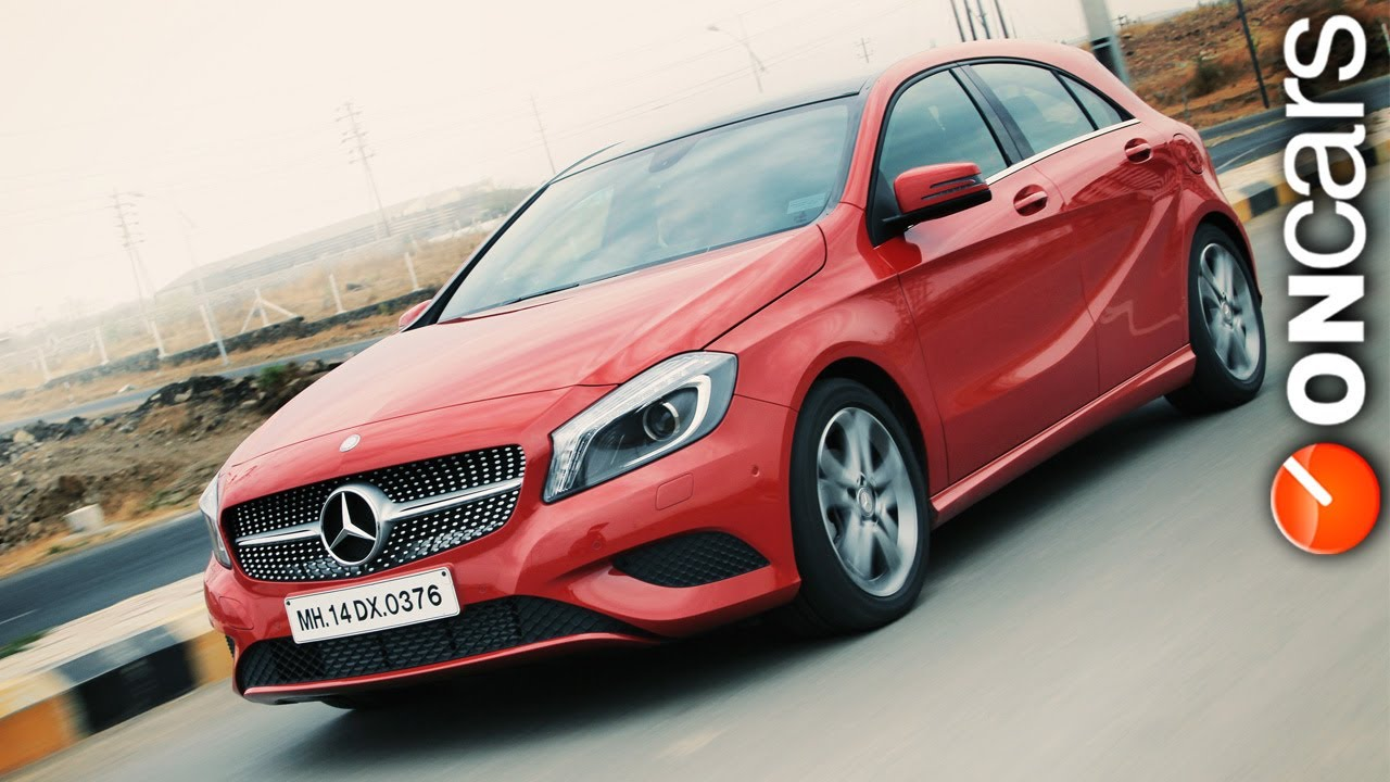 Mercedes Benz A Class Performance Review By Oncars India Youtube