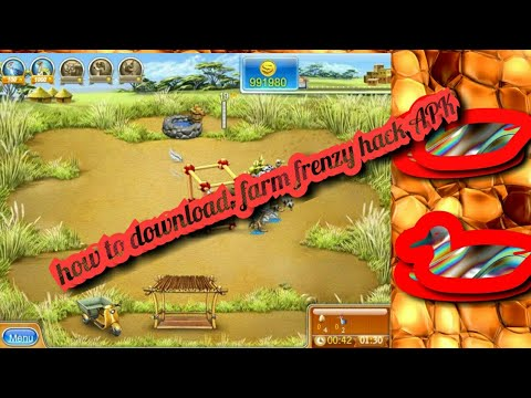 How to download farm frenzy hack mod APK