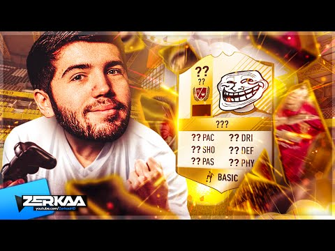 LEGEND IN A PACK TROLL | FIFA 17 PACK OPENING