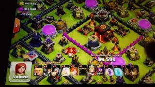 Clash of Clans Linux ivan vs bronX - Red dragons vs Condition O