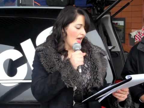 Mercia - Street Star Karaoke, Melanie from Earls Shilton