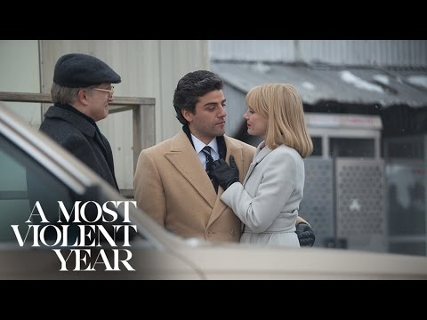 A Most Violent Year | The Cast | Official Featurette HD | A24