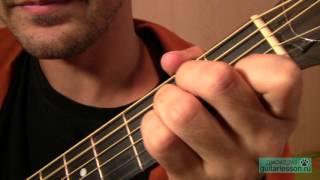 Сектор Газа - Пердун (Аккорды, урок на гитаре)
