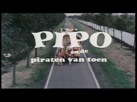 Pipo en de piraten van Toen 1976