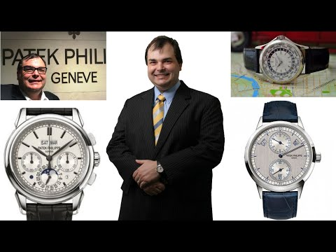 Why Patek Philippe Is The Greatest Wrist Watch Brand Of All Time - And Why You Need One!