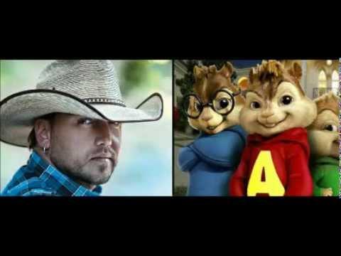 Jason Aldean-The Only Way I Know Chipmunk version