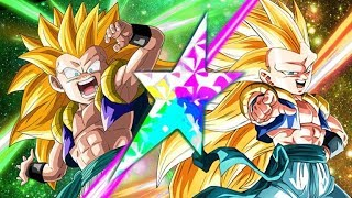 COMPARING EZA TEQ SSJ3 GOTENKS & PHY SSJ3 GOTENKS! WHICH IS BETTER? (DBZ: Dokkan Battle)