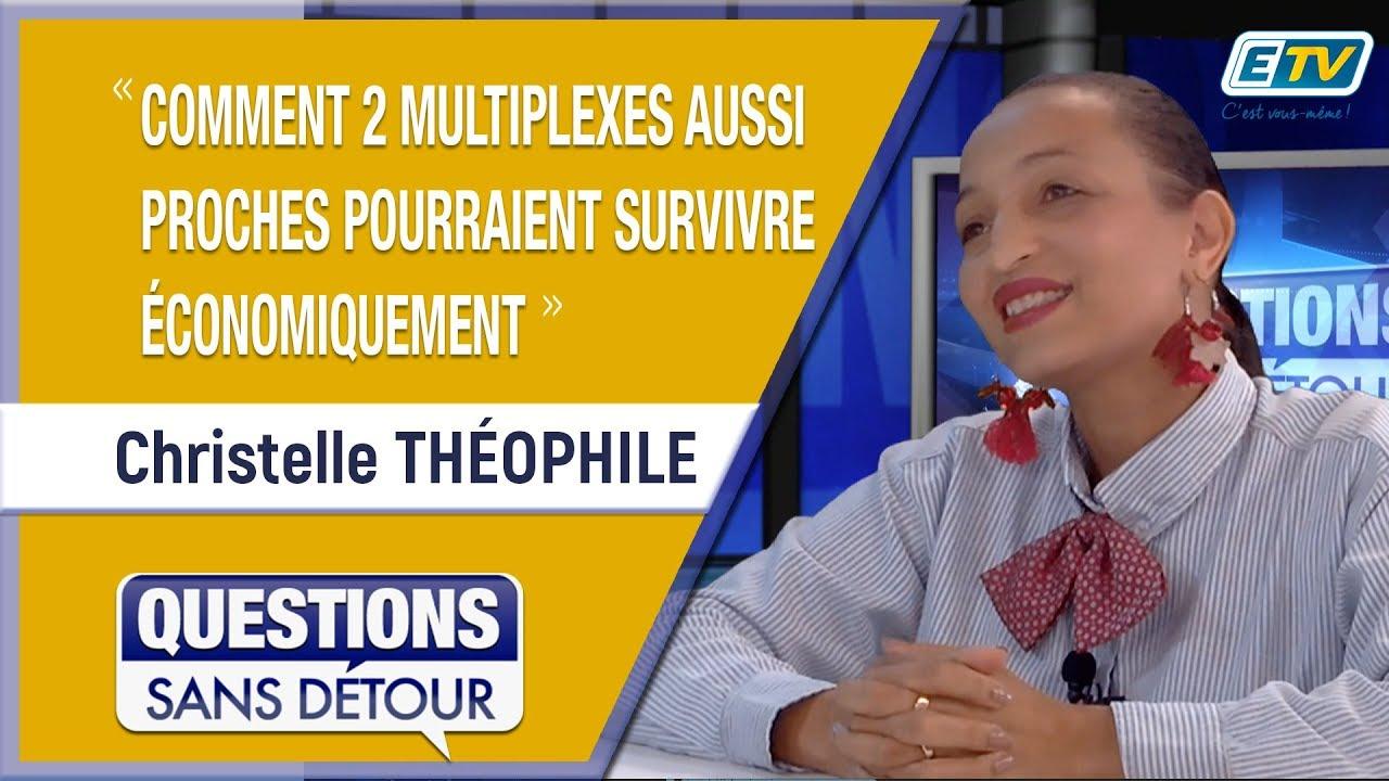 Questions Sans Détour avec Christelle THÉOPHILE