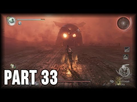 Nioh (Way of the Strong) - 100% Walkthrough Part 33 [PS4] – Twilight Mission: Foreboding Seas