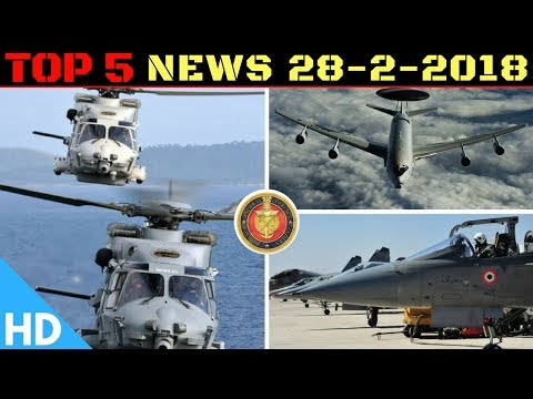 Indian Defence Updates : IAF 150 Tejas MK2 Order,India France EC-725 Helicopter Deal,A330 AWACS