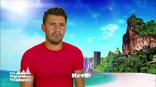 Gros clash entre Kevin et Antonin