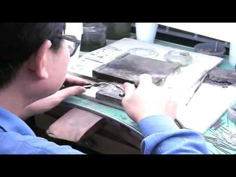Soldering Wedding Rings YouTube