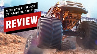 Monster Truck Championship Review (Video Game Video Review)